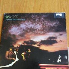 Discos de vinilo: GENESIS AND THEN THERE WERE THREE ORIGINAL UK CHARISMA CDS4010 PORTADA ABIERTA 1978. Lote 192400540