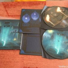 Discos de vinilo: DENIAL OF GOD THE HALLOW MASS LP. Lote 192415440