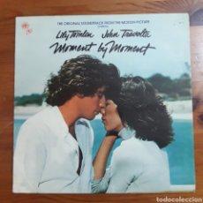 Discos de vinilo: VIVIR EL MOMENTO (MOMENT BY MOMENT) LEE HOLDRIDGE, YVONNE ELLIMAN.... Lote 192436093