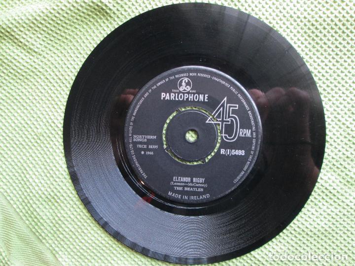 Discos de vinilo: Vinyl, SingleThe Beatles – Yellow Submarine / Eleanor Rigby 7 Pul, 45 RPM, ORIGINAL, 1966, Ireland. - Foto 5 - 192444247