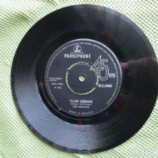 Discos de vinilo: VINYL, SINGLETHE BEATLES ‎– YELLOW SUBMARINE / ELEANOR RIGBY 7 PUL, 45 RPM, ORIGINAL, 1966, IRELAND.. Lote 192444247