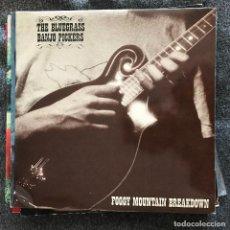 Discos de vinilo: BLUEGRASS BANJO PICKERS - FOGGY MOUNTAIN BREAKDOWN (!972) - LP RCA SPAIN 1980. Lote 192445598