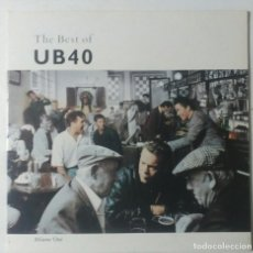 Discos de vinilo: UB40 – THE BEST OF UB40 - VOLUME ONE UK 1987 VIRGIN. Lote 192290983