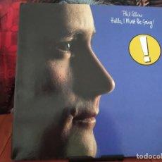 Discos de vinilo: PHIL COLLINS, HELLO,I MUST BE GOING,GATEFOLD. Lote 192464355