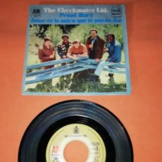 Discos de vinilo: THE CHECKMATES LTD. PROUD MARY. AM RECORDS 1969. Lote 192470632