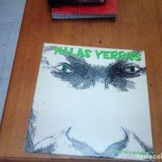 Discos de vinilo: MALAS YERBAS. PROMESAS Y PALABRAS. C1V. Lote 192470992