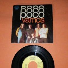 Discos de vinilo: POCO. VAMOS. EPIC 1971. Lote 192473012