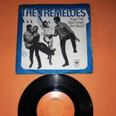 Discos de vinilo: THE TREMELOES. EVEN THE BAD TIMES ARE GOOD. CBS 1967. Lote 192484573