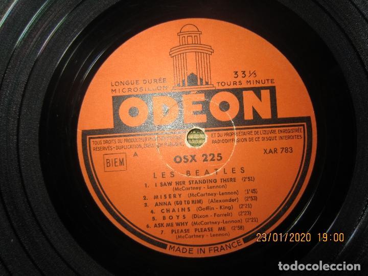 Discos de vinilo: LES BEATLES - Nº 1 LP - ORIGINAL FRANCES - ODEON RECORDS 1964 MONOAURAL - ORANGE LABEL - Foto 18 - 192497112