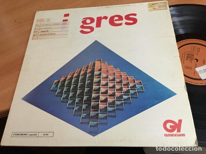 CHIMENTI E RIZZATI (I GRES) LP ITALY 1974 (B-11) (Música - Discos - LP Vinilo - Jazz, Jazz-Rock, Blues y R&B)