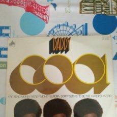 Discos de vinilo: DADDY COOL LP. Lote 192532677