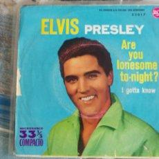 Discos de vinilo: ELVIS PRESLEY. Lote 192542432