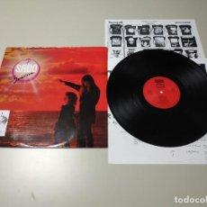 Disques de vinyle: 0120- SADO SENSITIVE GERMANY 1989 LP VIN POR VG + DIS VG +. Lote 192543355