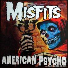 Disques de vinyle: MISFITS – AMERICAN PSYCHO -LP-. Lote 224218961