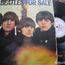 Discos de vinilo: THE BEATLES - BEATLES FOR SALE LP - ORIGINAL ALEMAN !!!STEREO!!! - EMI-ODEON 1964 - RARO . Lote 192547730