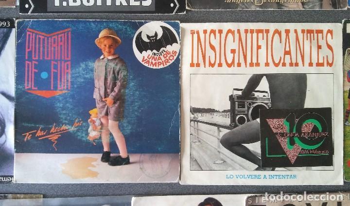 Discos de vinilo: Estuche vinilos musica española Presuntos Implicados Atlántida Complices Carlos Cuevas Tennessee - Foto 7 - 192552521