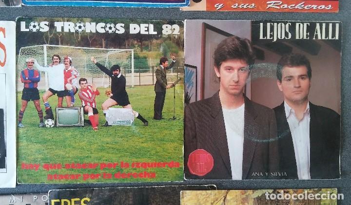 Discos de vinilo: Estuche vinilos musica española Presuntos Implicados Atlántida Complices Carlos Cuevas Tennessee - Foto 8 - 192552521