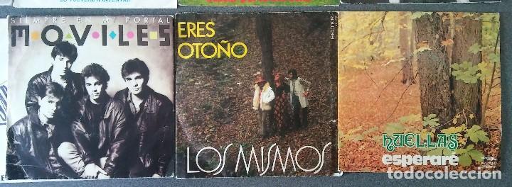 Discos de vinilo: Estuche vinilos musica española Presuntos Implicados Atlántida Complices Carlos Cuevas Tennessee - Foto 11 - 192552521