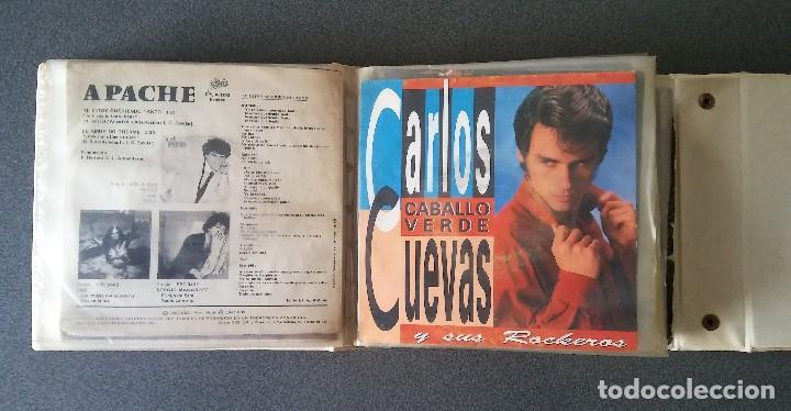 Discos de vinilo: Estuche vinilos musica española Presuntos Implicados Atlántida Complices Carlos Cuevas Tennessee - Foto 15 - 192552521