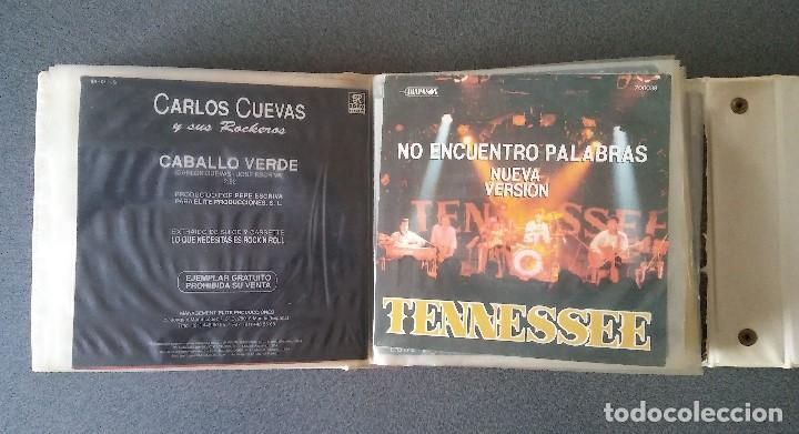 Discos de vinilo: Estuche vinilos musica española Presuntos Implicados Atlántida Complices Carlos Cuevas Tennessee - Foto 16 - 192552521