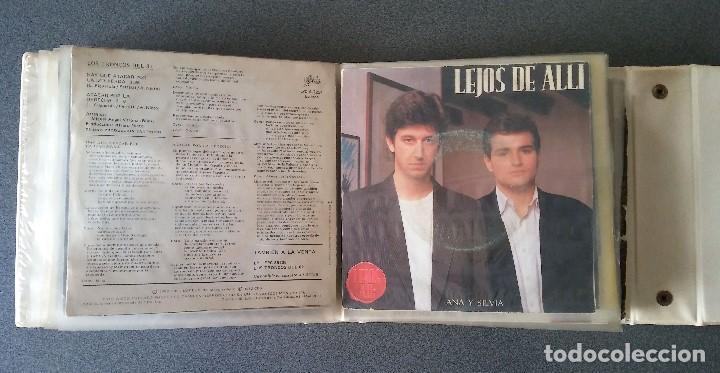 Discos de vinilo: Estuche vinilos musica española Presuntos Implicados Atlántida Complices Carlos Cuevas Tennessee - Foto 17 - 192552521