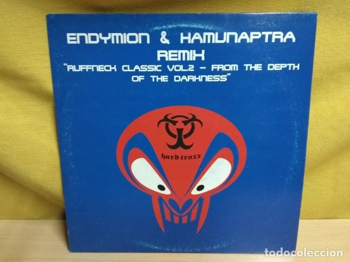 ENDYMION & HAMUNAPTRA - FUFFNECK CLASSIC VOL.2 - FROM THE DEPTH OF THE DARKNESS (Música - Discos de Vinilo - Maxi Singles - Techno, Trance y House)