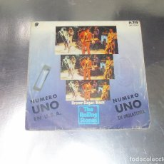 Discos de vinilo: THE ROLLING STONES ---BRONW SUGAR & BITCH ----Nº 1 EN USA -- U.K.. Lote 192585665