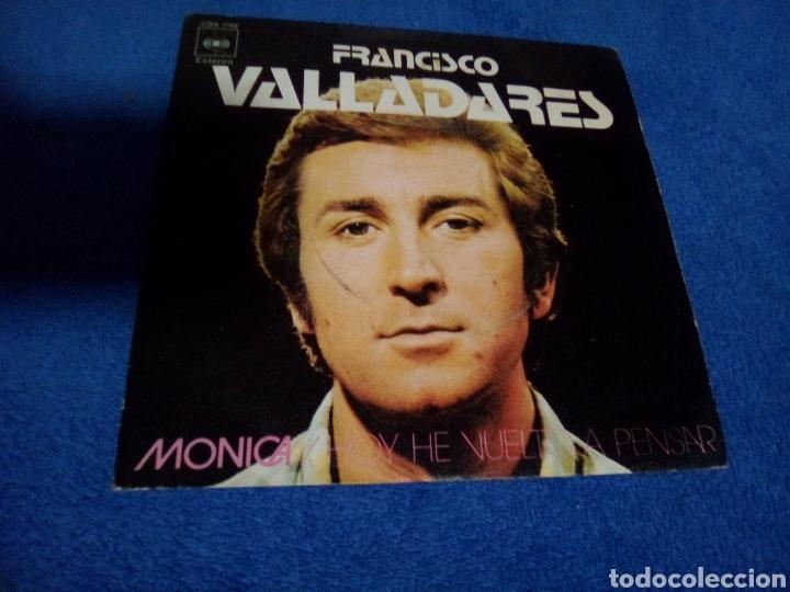VINILO FRANCISCO VALLADARES (Música - Discos - Singles Vinilo - Cantautores Españoles)