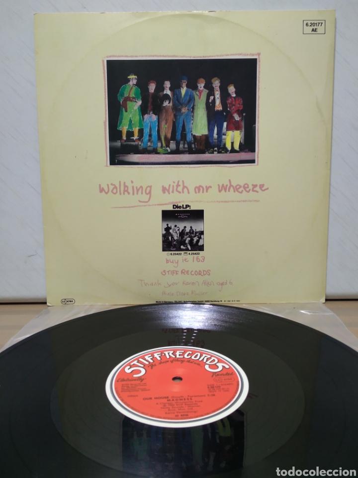 Discos de vinilo: Madness - Our House 1983 Ed Alemana - Foto 2 - 192601858