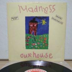 Discos de vinilo: MADNESS - OUR HOUSE 1983 ED ALEMANA. Lote 192601858