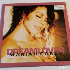 Discos de vinilo: MARIAH CAREY - DREAMLOVER - 1993. Lote 192612976