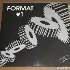 Discos de vinilo: FORMAT #1 RECOMENDADO TECHNO. Lote 192641278