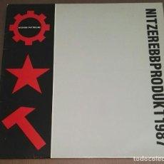 Discos de vinilo: NITZER EBB – THAT TOTAL AGE LP RARO. Lote 192643865