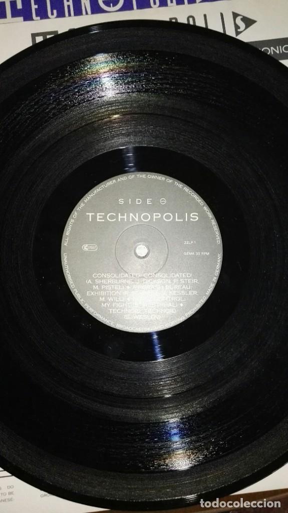 Discos de vinilo: TECHNOPOLIS TECHNO BEAT - Foto 5 - 192651577