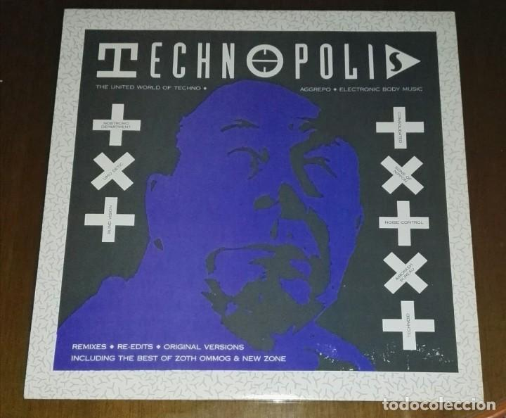 TECHNOPOLIS TECHNO BEAT (Música - Discos - LP Vinilo - Techno, Trance y House)