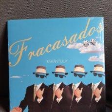Discos de vinilo: TARÁNTULA. FRACASADOS. Lote 192653908