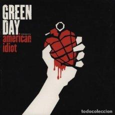 Discos de vinilo: GREEN DAY – AMERICAN IDIOT - 2 LP -. Lote 277158833