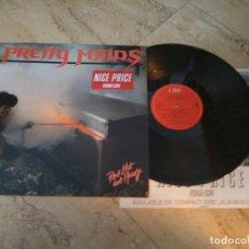 Discos de vinilo: PRETTY MAIDS. RED, HOT AND HEAVY. LP. CBS RECORDS. 1984.HOLLAND-4655731-RARA EDICION-. Lote 192665621