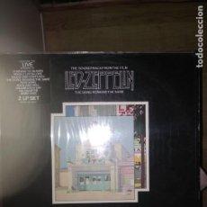 Discos de vinilo: LED ZEPPELIN - SOUNDTRACK THE SONG REMAINS THE SAME. Lote 192666282