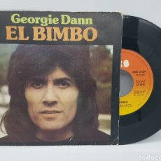 Discos de vinilo: GEORGIE DANN Y SU BIMBO BAND - EL BIMBO / EL BIMBO (INSTRUMENTAL) - CBS - 1975. Lote 192671180