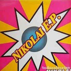 Disques de vinyle: NIKOLAI E.P.. Lote 192687536