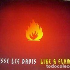Disques de vinyle: JESSE LEE DAVIS. LIKE A FLANE 1994. Lote 192687543