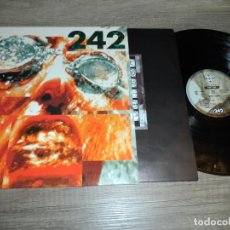 Disques de vinyle: FRONT 242 - TYRANNY FOR YOU . Lote 192728630
