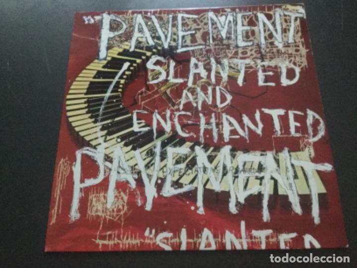 PAVEMENT .- SLANTED AND ENCHANTED (Música - Discos - LP Vinilo - Pop - Rock Internacional de los 90 a la actualidad)