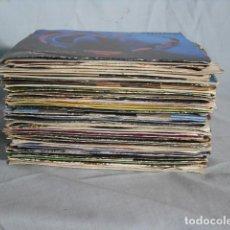 Discos de vinil: LOTE DE 45 DISCOS SINGELS DE LOS AÑOS 80. Lote 192745167