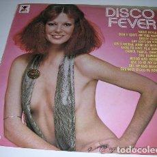 Discos de vinilo: LP DISCO FEVER. Lote 192746408
