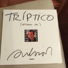 Discos de vinilo: TRIPTICO VOLUMEN DOS . Lote 192752056