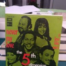 Disques de vinyle: THE 5TH DIMENSIÓN. Lote 192755825