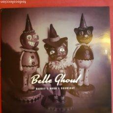 Discos de vinilo: EP BELLE GHOUL. RABBIT'S MOON & DOOMSDAY. EDICIÓN LIMITADA. CÓDIGO DESCARGA INCLUIDO. Lote 192759750