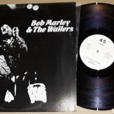 Discos de vinilo: MAXI 12- BOB MARLEY & THE WAILERS - WAR / NO MORE TROUBLE / EXODUS - PROMO - BOB MARLEY-PROMOCIONAL. Lote 192765882